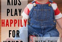Baby & Toddler / learning activities, sensory activities, and fun ideas for babies and toddlers
