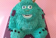 monsters inc / by Sharon Tendler Vitullo