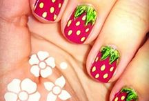 Summer Nail Art / Nothing says summer like a fun colorful manicure ! Checkout our pictures fro inspiration for your last summer manicure.