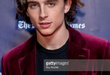 Timothée Chalamet / Call Me By Your Name