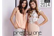 Doskonałość Mody 2014 / Marka Pretty One zdobyła prestiżowy tytuł w świecie mody, przyznawany przez miesięcznik Twój Styl. Dziękujemy naszym Klientkom za inspirację każdego dnia.