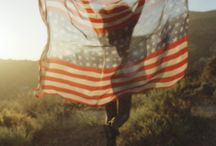 land of the free / by Layton Dyess