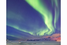 Hurensohn / Himmel mit verschieden bunten Farben auf dem Himmel