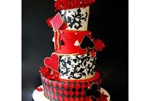 Cakes for valetine's