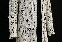 Lace Crochet, Kant haken / Inspiratie
