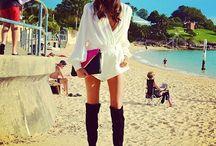 Woman Fashion Forward / Trendy, stylish and sexy woman's fashion
