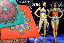 MISS Slovakia 2014 / Graphic design