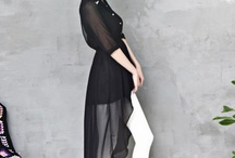 Trend - High-low hem skirts/dresses / by Ministry of