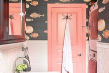 Bathroom Inspiration / Bathroom Interiors