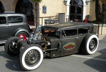 hot rods/rides