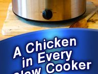 Crock pot/slow cooker