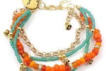 Bijoux perles & broderie