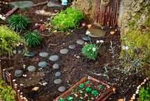 Fairy Gardens / because I DO BELIEVE in fairy's