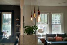Kitchen Island Lighting / Kitchen Island Lighting Design Ideas