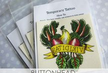 Custom Temporary Tattoos / 0