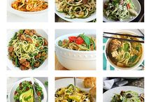 Zoodle Noodle Recipes