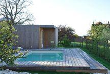 Extension / Studio jardin