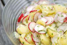 salate und anderes