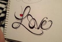 Love wdite