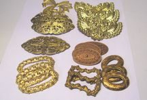 raw brass / finding stampings