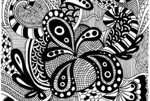 ZENTANGLE / by Mindy Asp