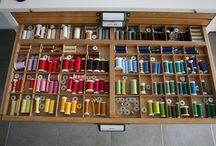 Organiserend hobbykamer