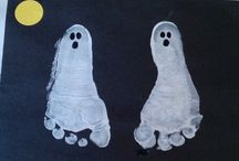 Halloween crafts / by Katy Disher
