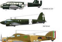 lotnictwo WŁOCH