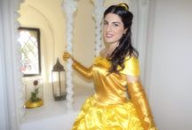 Princess Belle / Cosplay realizzato da me...Spero vi piaccia! Ho curato tutto nei minimi dettagli...dalla stoffa agli accessori!