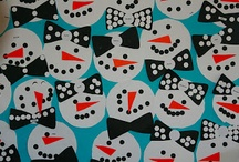 Winter art for The classroom / by Ginny Smith