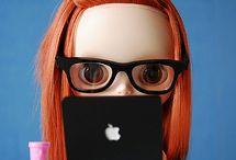 My Inner Geek / by Thearadise Beaver