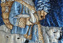 Quilts and Fiber Art