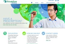 New York Web Design / A sample of work from web designers based out of New York, New York