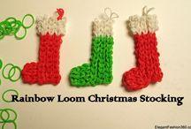 Rainbow loom / by Melissa Weaver
