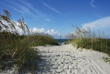 My favorite place the beach! / by Shelly Snow-Nevels
