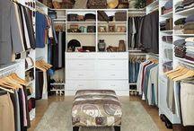 Organised spaces