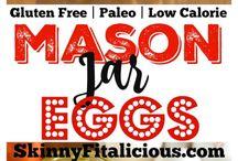 mason jar eats