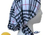 Large Pre-tied Bandana Headscarves / Are you having trouble finding a headscarf that fits you properly? Is your head on the larger side? Looking for a loose fitting headscarf? Try our LARGE Pre-tied bandana headscarves! They were created simply to serve you better and ensure that you will find the perfect headscarf for yourself.
