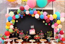 BIRTHDAY PARTY ❤