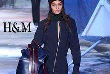 H&M / H&M collezione e catalogo primavera estate e autunno inverno abiti abbigliamento accessori scarpe borse sfilata donna.