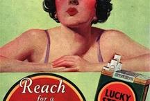 Vintage cigarettes