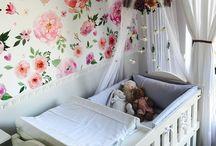 Baby Lily-Grace's nursery