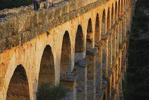 タラゴナ / バルセロナの南80キロにある町:タラゴナ!  古代ローマの遺跡がたくさんあり、世界遺産に登録されています。