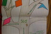 Shape tree / Math journal / by Diane Harris