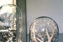 dekorace světýlka