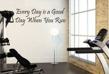 Workout walls quotes