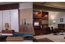 Mad men interiors