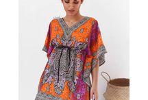 KAFTAN - Φορέματα Παραλίας