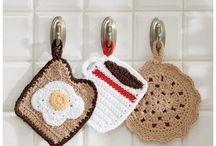 Waste free crochet