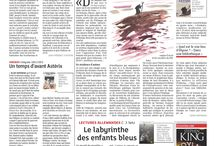 La Presse parle d'Audiolib / Chroniques de nos journalistes préférés à lire ici !